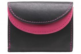 Große Knuffige Schwarz-Pink