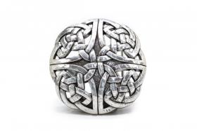 Keltischer Knoten Buckle