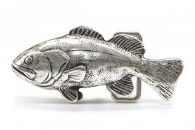 Fisch Gürtelschnalle