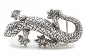 Gecko Gürtelschließe